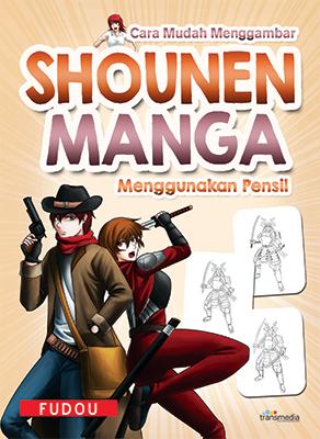 cara-mudah-menggambar-shounen-manga