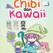 mudah menggambar manga gaya chibi dan kawaii