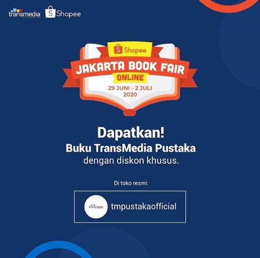 Shopee Jakarta Book Fair Online